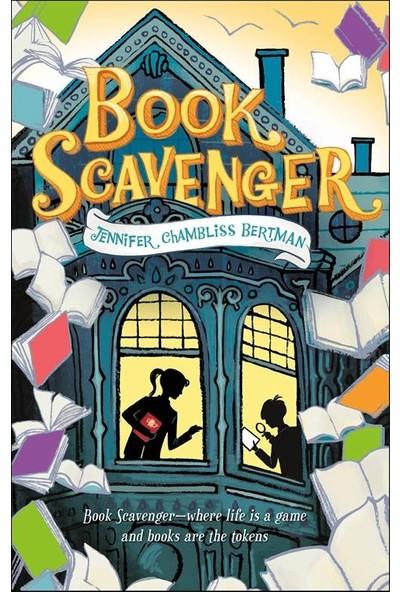 Book Scavanger - Jennifer Bertman