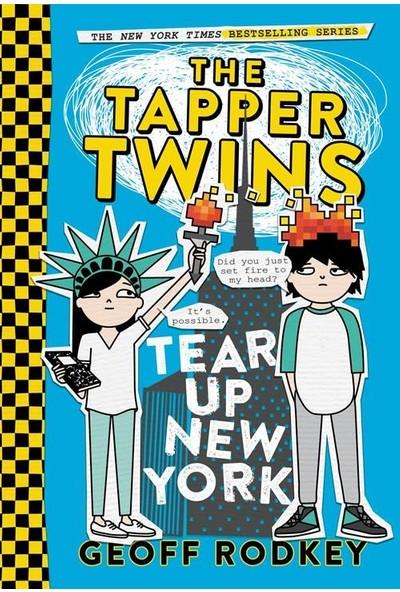The Tapper Twins Tear Up New York - Geoff Rodkey