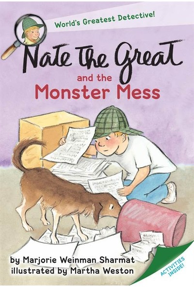 Nate The Great And The Monster Mess - Marjorie Weinman Sharmat and Martha Weston