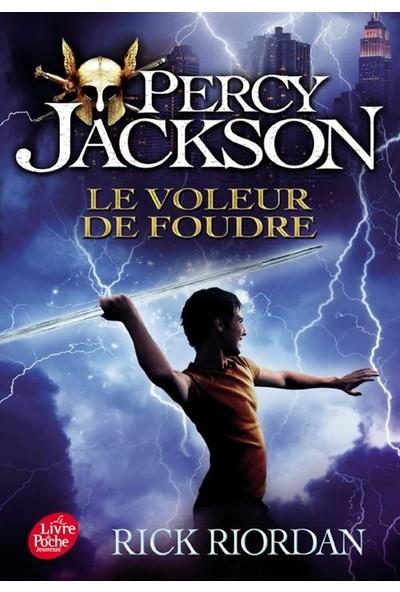 Le Voleur De Foudre (Percy Jackson 1) - Rick Riordan