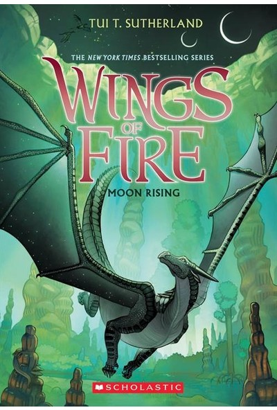 Wings Of Fire 6: Moon Rising - Tui Sutherland