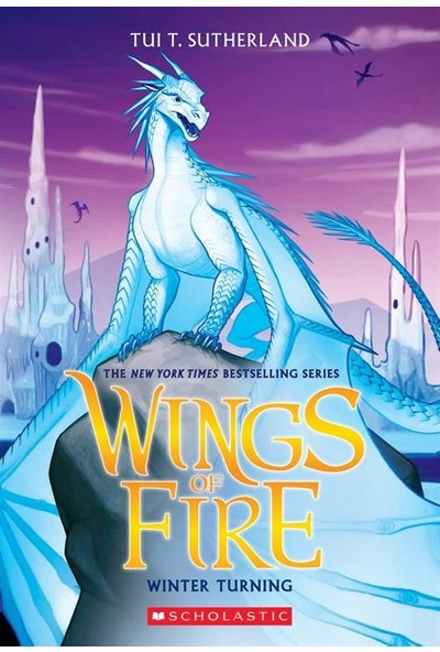 Wings Of Fire 7: Winter Turning - Tui Sutherland