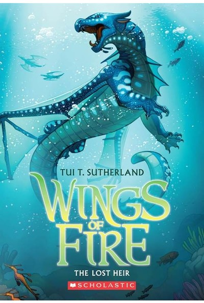 Wings Of Fire 2: The Lost Heir - Tui Sutherland