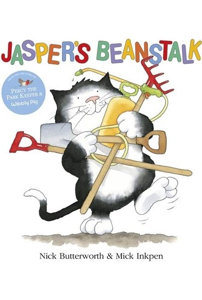 Jasper's Beanstalk - Nick Butterworth