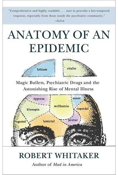 Anatomy Of An Epidemic - Robert Whitekar