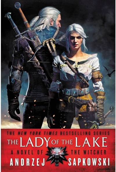 The Lady Of The Lake (The Witcher 5) - Andrzej Sapkowski