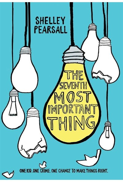 The Seventh Most Important Thing - Shelley Pearsall