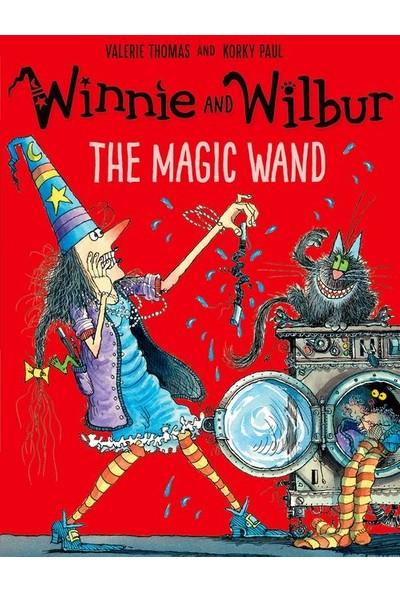 Winnie And Wilbur: The Magic Wand - Valerie Thomas/Korky Paul