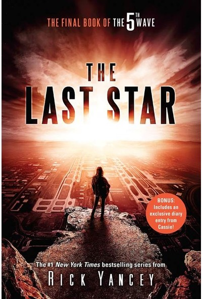 The Last Star (Fifth Wave 3) - Rick Yancey