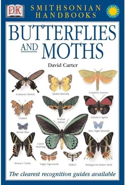 Smithsonian Handbook: Butterflies And Moths - David Carter