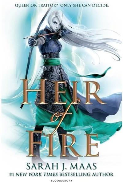 Heir Of Fire (Throne Of Glass 3) - Sarah J. Maas