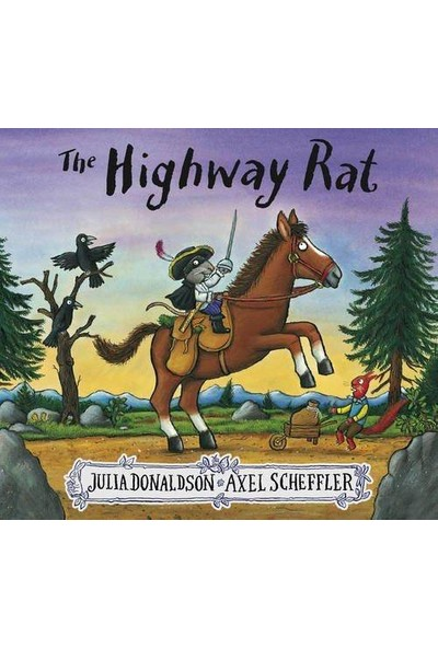 The Highway Rat - Julia Donaldson