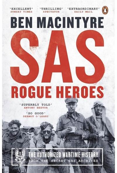 Sas Rogue Heroes - Ben Macintyre