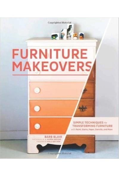 Furniture Makeovers - Barb Blair