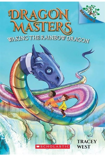 Dragon Masters 10: Waking The Rainbow Dragon - Tracey West