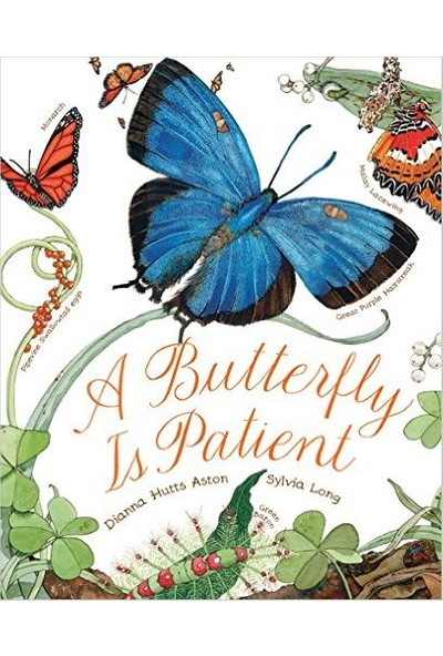 A Butterfly Is Patient - Dianna Aston