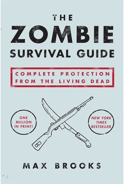 Zombie Survival Guide - Max Brooks