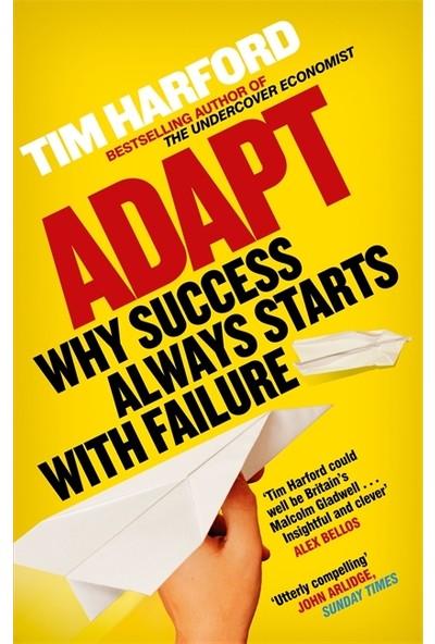 Adapt - Tim Harford