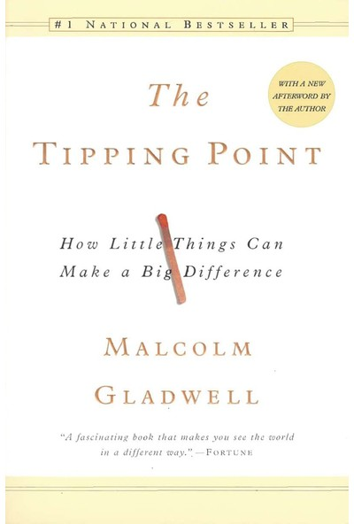 The Tipping Point (Mass Market Ed.) - Malcolm Gladwell