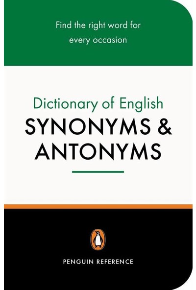 The Penguin Dictionary Of English Synonyms & Antonyms - Rosalind Fergusson