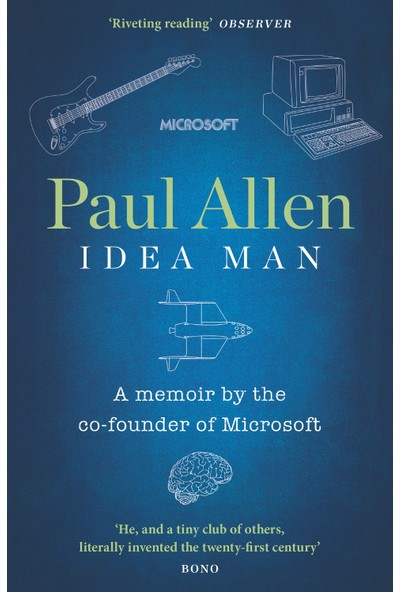 Idea Man - Paul Allen