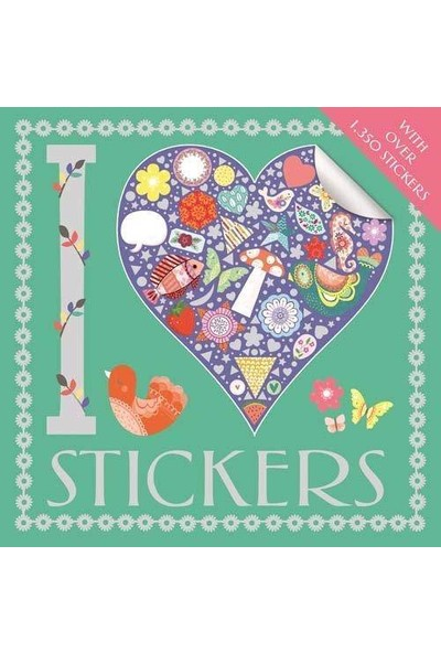 I Heart Stickers - Beth Gunnell