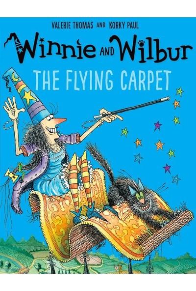 Winnie And Wilbur: Winnie's Flying Carpet - Valerie Thomas - Korky Paul
