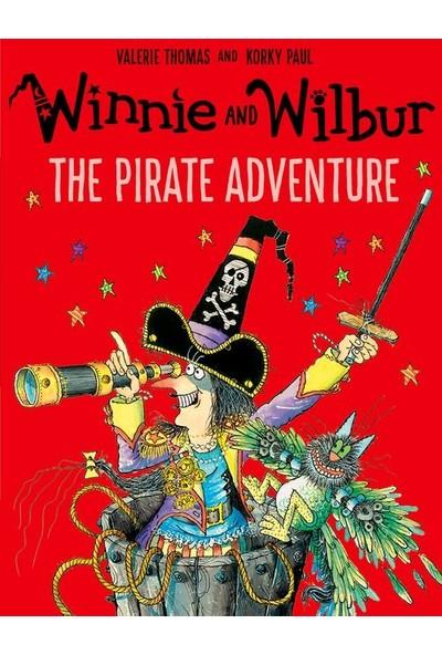 Winnie And Wilbur: The Pirate Adventure - Valerie Thomas