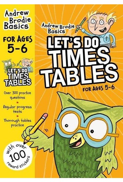 Let's Do Times Tables 5 - 6 - Andrew Brodie