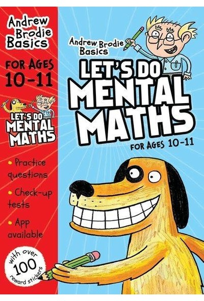 Let's Do Mental Maths For Ages 10 - 11 - Andrew Brodie