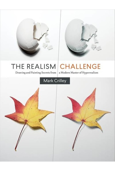 The Realism Challenge: Drawing And Painting Secrets From A Modern Master Of Hyperrealism - mark crilley