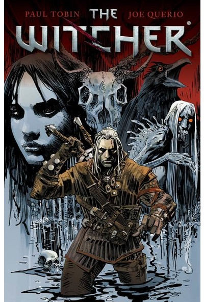 Witcher 1 - Paul Tobin