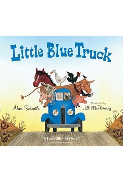 Little Blue Truck (Board Book) - Alice Schertle
