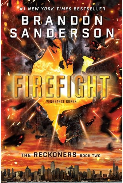 Firefight (The Reckoners 2) - Brandon Sanderson
