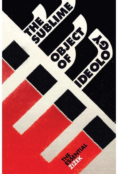 Sublime Object Of Ideology - Slavoj Zizek