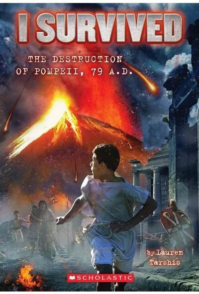 I Survived The Destruction Of Pompeii, Ad 79 - Lauren Tarshis