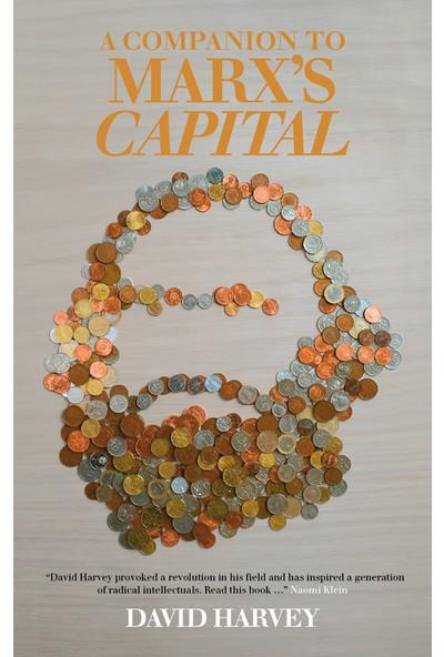 A Companion To Mark's Capital - David Harvey