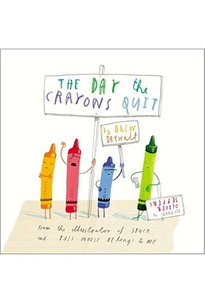The Day The Crayons Quit (Us Ed.) - Drew Daywalt