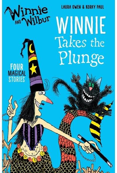 Winnie And Wilbur: Winnie Takes The Plunge - Laura Owen - Korky Paul