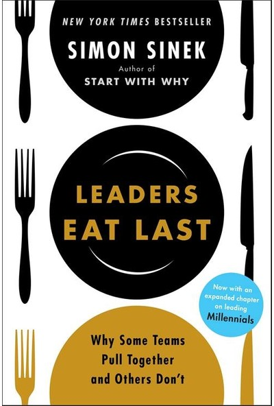 Leaders At Last: Why Some Teams Pull Together And Others Don't - Simon Sinek
