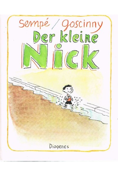 Der Kleine Nick Und Die Schule - Jean-Jacques Goscinny