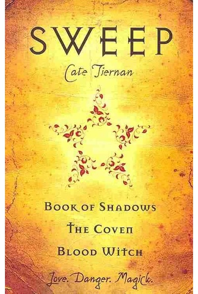 Sweep 1: Book Of Shadows, The Coven, Blood Witch - Cate Tiernan
