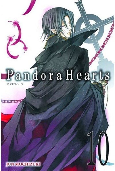 Pandora Hearts 10 - Jun Mochizuki