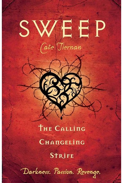 Sweep 3: The Calling, Changeling, Strife - Cate Tiernan