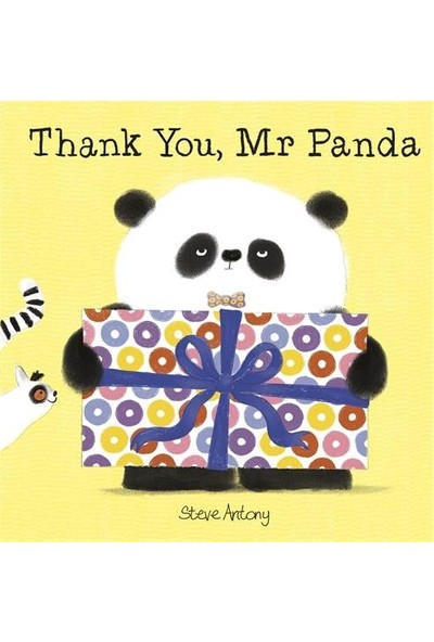 Thank You Mr Panda - Steve Antony