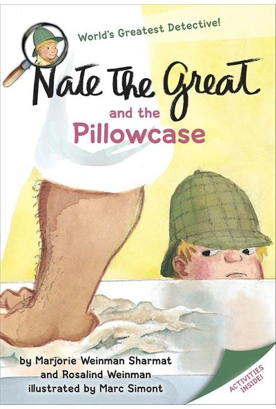 Nate The Great And The Pillowcase - Marjorie Weinman Sharmat and Martha Weston