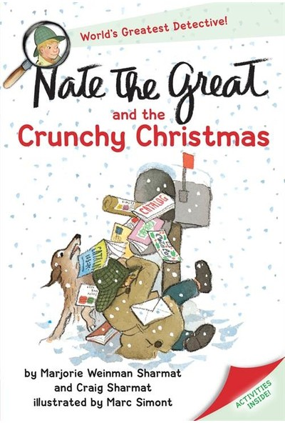 Nate The Great And The Crunchy Christmas - Marjorie Weinman Sharmat and Martha Weston