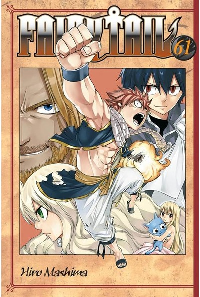 Fairy Tail 61 - Hiro Mashima