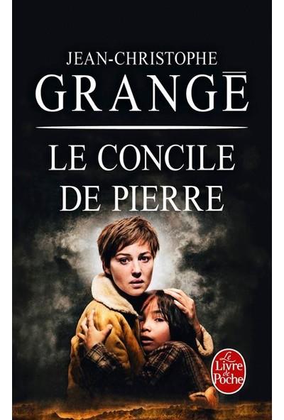 Le Concile De Pierre - Jean-Christophe Grange