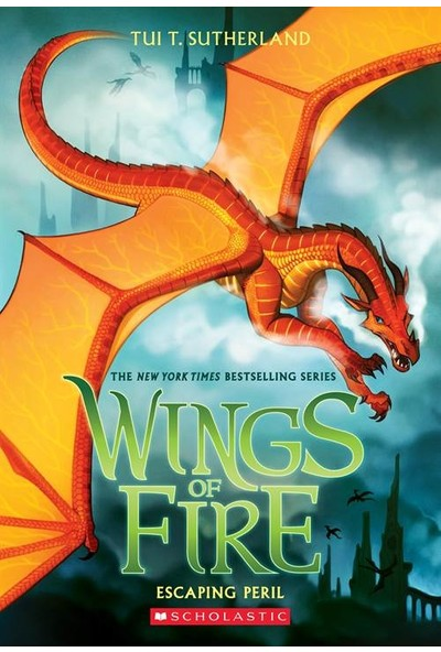 Wings Of Fire 8: Escaping Peril - Tui Sutherland